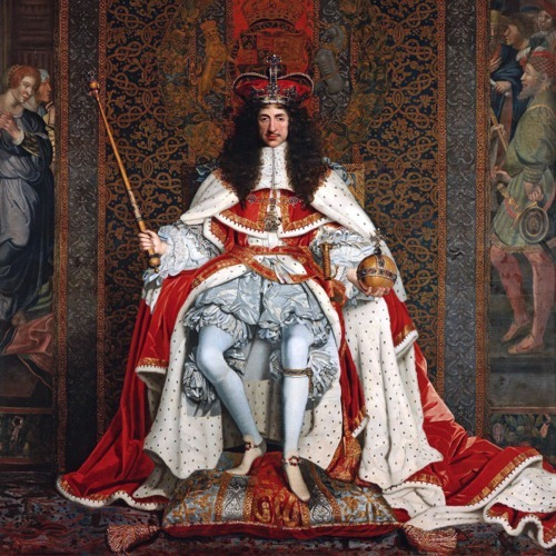 "The Coronation of Charles II and His ""Grossly Overvalued"" Regalia"