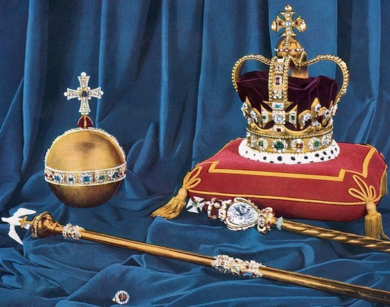 The Crown Jewels of the United Kingdom