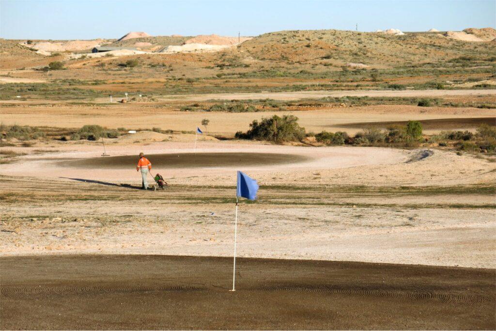 Coober Pedy Golf Club